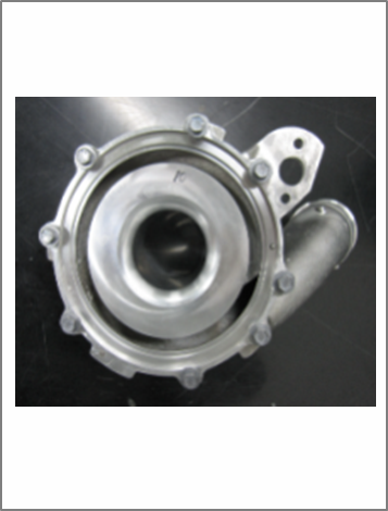 Turbo Pump Housing