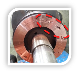 Copper Rotor general clame