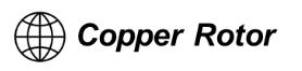 Copper Rotor Logo