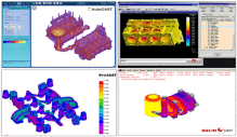 Fig2 Metal casting modeling software for small scale enterprises to improve efficacy and accuracy
