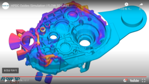 HPDC Oxides Simulation | FLOW-3D CAST